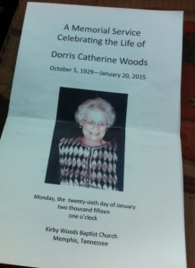 Dorris Woods: A Life Well Lived
